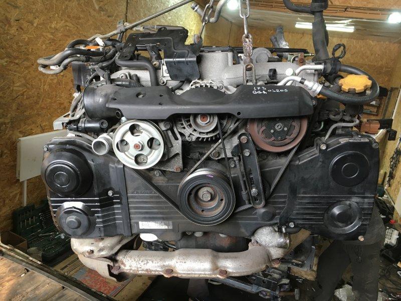 Двигатель Subaru Impreza GGA EJ205 2006 (б/у)