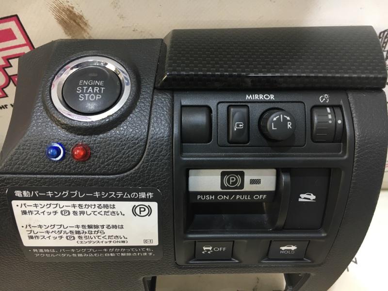 Пластик торпедо Subaru Legacy BM9 EJ255 2010 (б/у)