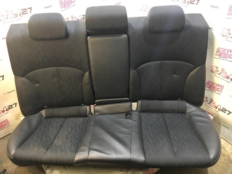 Сидение Subaru Legacy BM9 EJ255 2010 заднее (б/у)