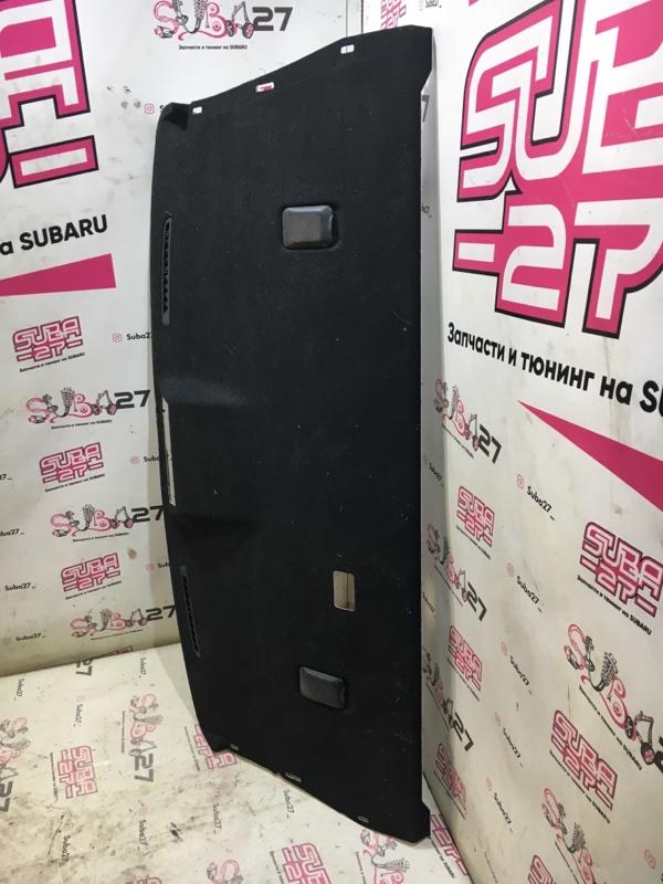 Полка багажника Subaru Legacy BM9 EJ255 2010 (б/у)