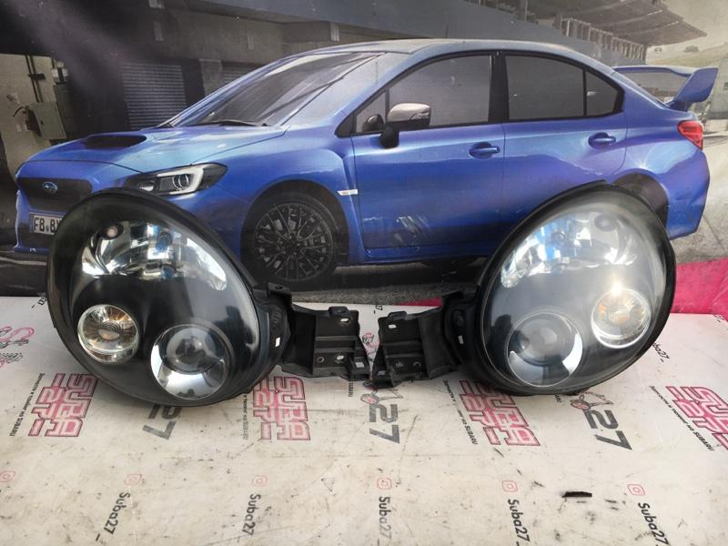 Фара Subaru Impreza GDA EJ205 2001 передняя (б/у)