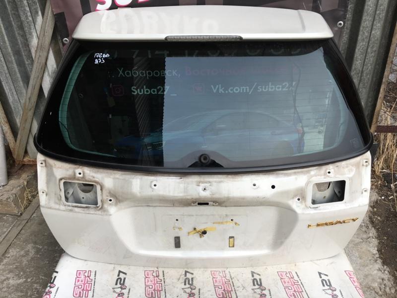 Дверь багажника Subaru Legacy BP5 EJ20Y 2006 (б/у)