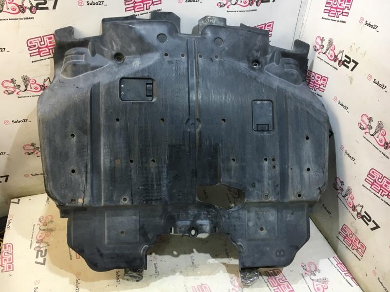 Защита двигателя Subaru Legacy BP5 EJ20X 2008 (б/у)