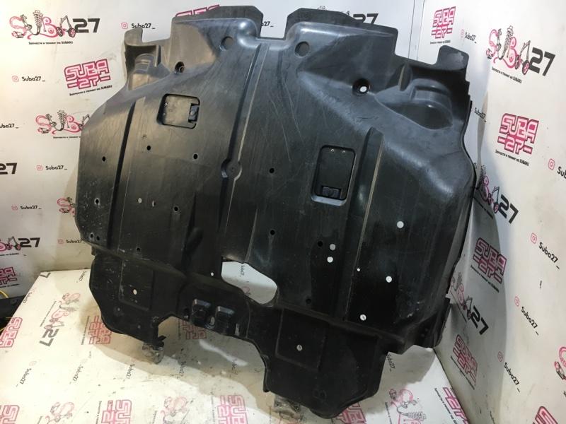 Защита двигателя Subaru Legacy BP5 EJ20Y 2006 (б/у)