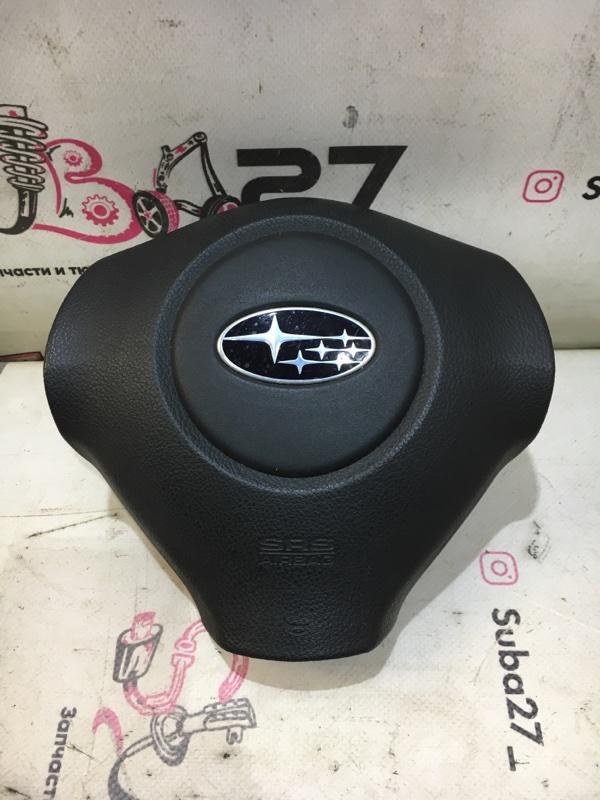 Подушка безопасности Subaru Legacy BP5 EJ20X 2008 (б/у)