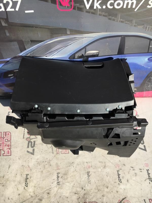Бардачок Subaru Legacy BP5 EJ20X 2008 (б/у)