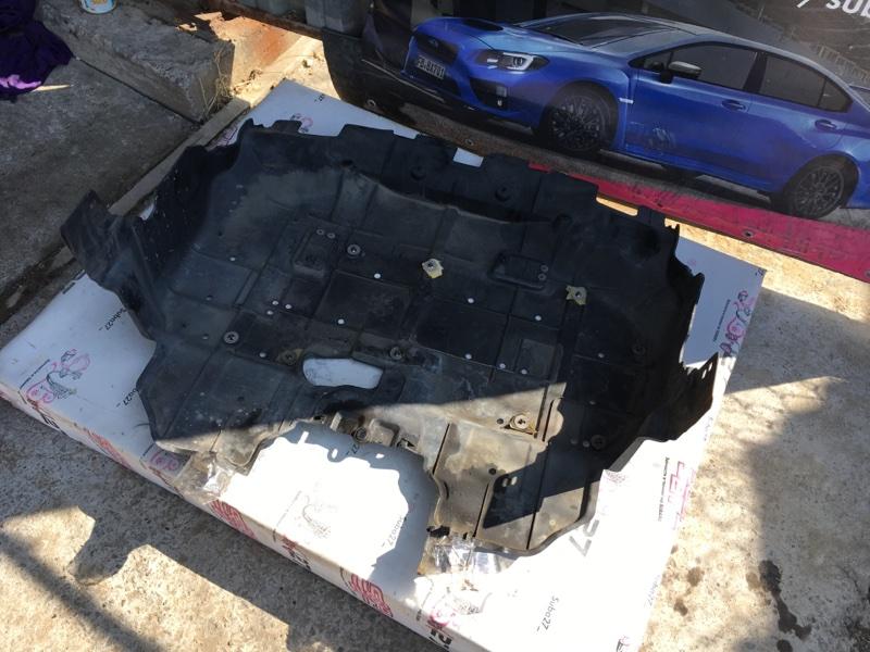 Защита двигателя Subaru Impreza Wrx Sti GRF EJ257 2009 передняя (б/у)