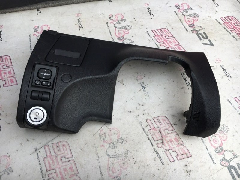 Пластик салона Subaru Impreza GH3 EL154 2009 передний (б/у)