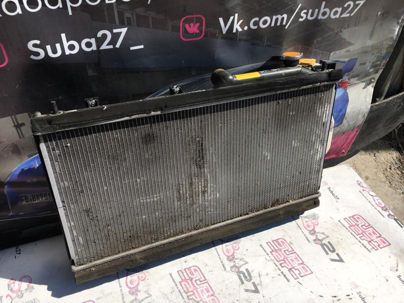 Радиатор двс Subaru Legacy BM9 EJ255 2010 (б/у)