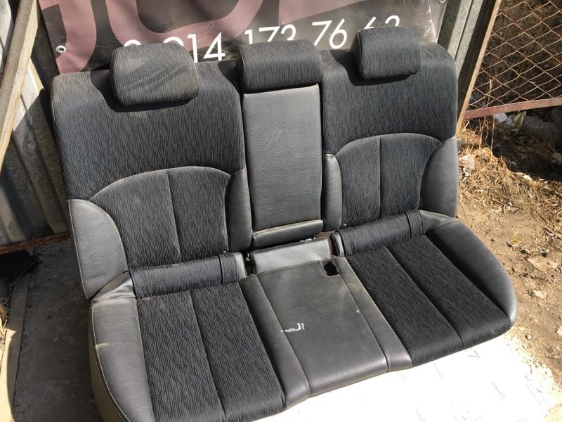 Сидение Subaru Legacy BM9 EJ255 2011 заднее (б/у)