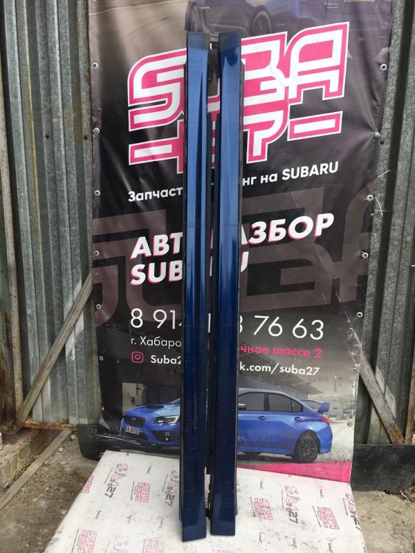 Порог Subaru Legacy BR9 EJ253 2010 (б/у)