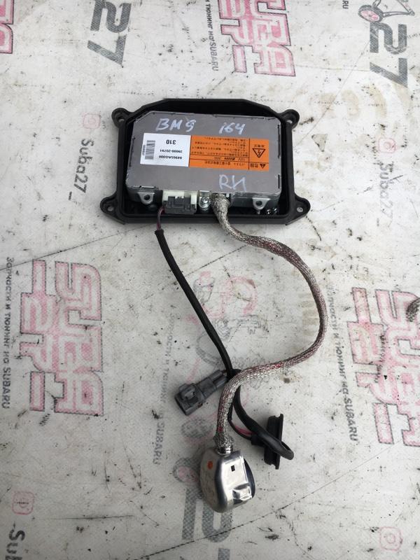 Блок ксенона Subaru Legacy BR9 EJ253 2010 правый (б/у)