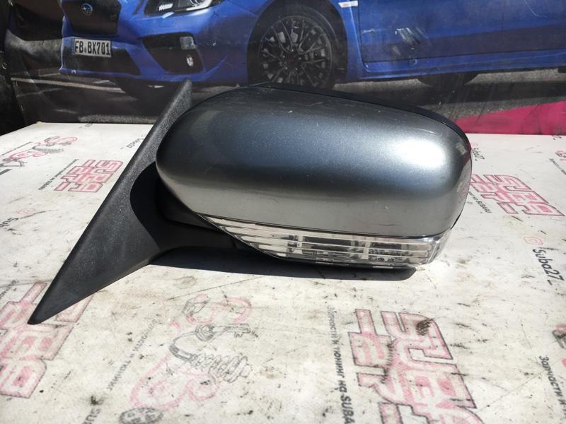 Зеркало заднего вида боковое Subaru Legacy BLE EZ30 2005 левое (б/у)