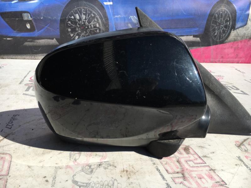 Зеркало заднего вида боковое Subaru Forester SH5 EJ204 2008 правое (б/у)