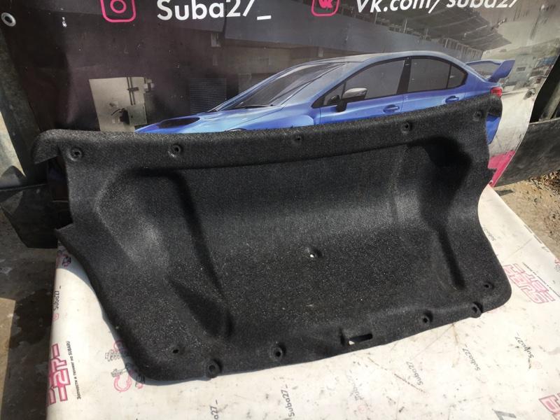 Обшивки багажника Subaru Legacy BL5 EJ20X 2007 (б/у)