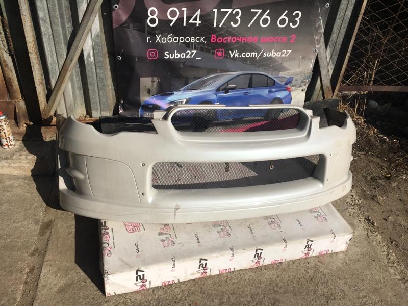 Бампер Subaru Legacy BL5 EJ20X 2007 передний (б/у)