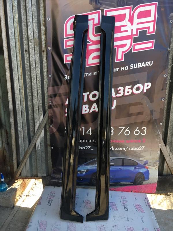 Порог Subaru Impreza Wrx Sti GVB EJ207 2010 (б/у)