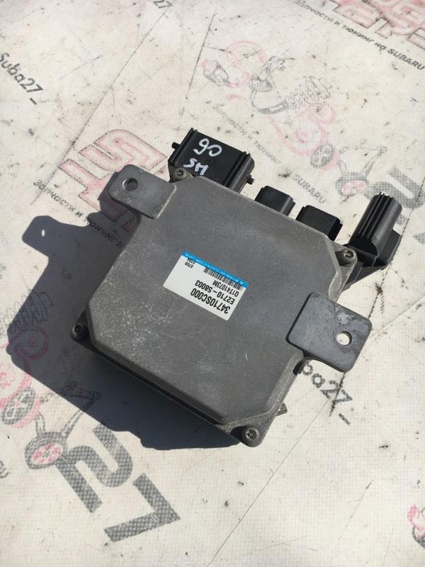 Блок управления рулевой рейкой Subaru Forester SH5 EJ204 2008 (б/у)