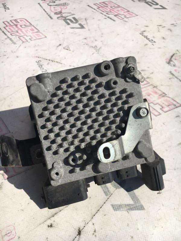 Блок управления рулевой рейкой Subaru Forester SH5 EJ204 2009 (б/у)