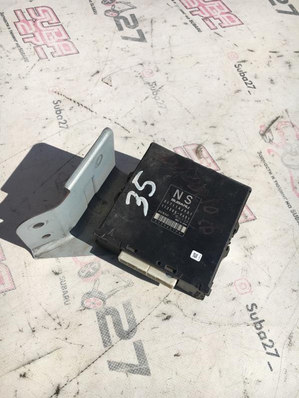 Блок управления акпп Subaru Forester SG5 EJ205 (б/у)