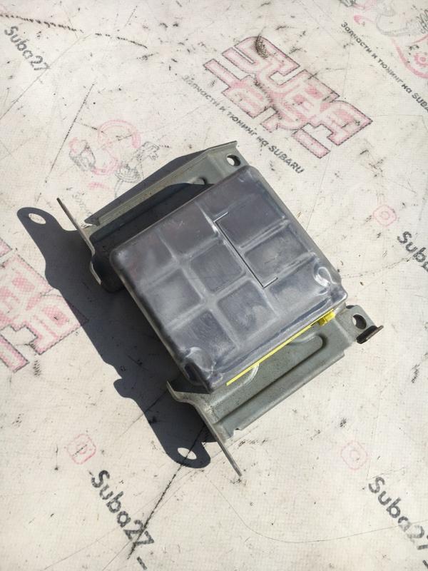 Блок управления аирбаг Subaru Forester SF5 EJ205 2000 (б/у)