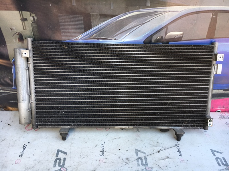 Радиатор кондиционера Subaru Impreza Wrx Sti GVB EJ207 2010 (б/у)