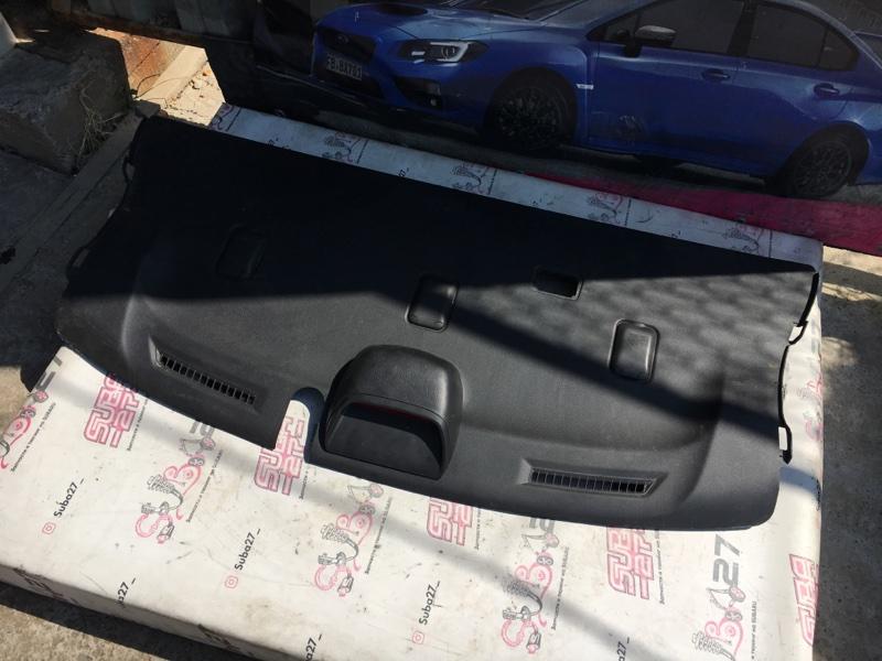 Полка багажника Subaru Impreza Wrx Sti GVB EJ207 2010 (б/у)