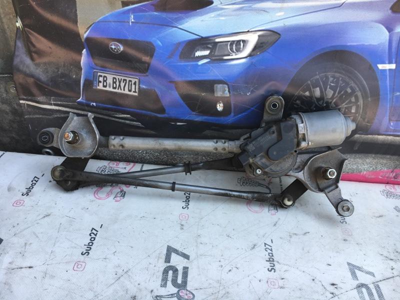Трапеция дворников Subaru Impreza Wrx Sti GVB EJ207 2010 (б/у)