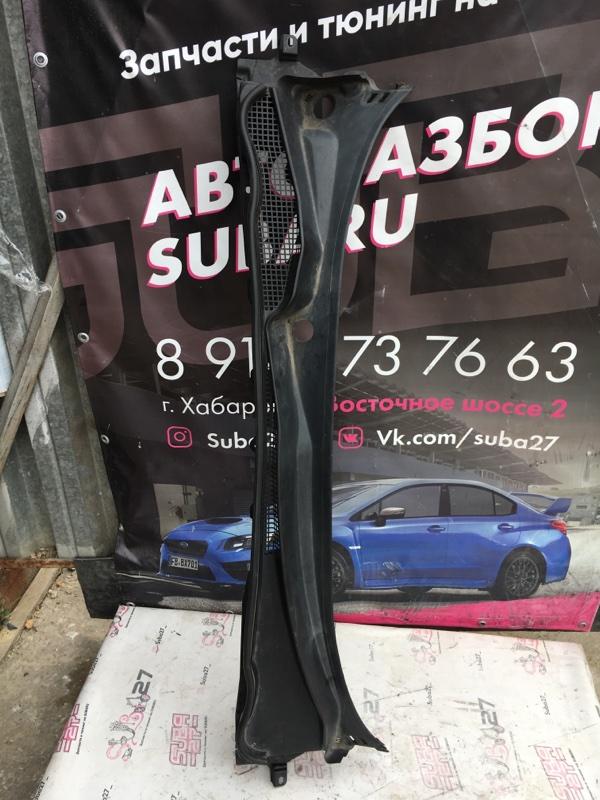 Жабо Subaru Impreza Wrx Sti GVB EJ207 2010 (б/у)