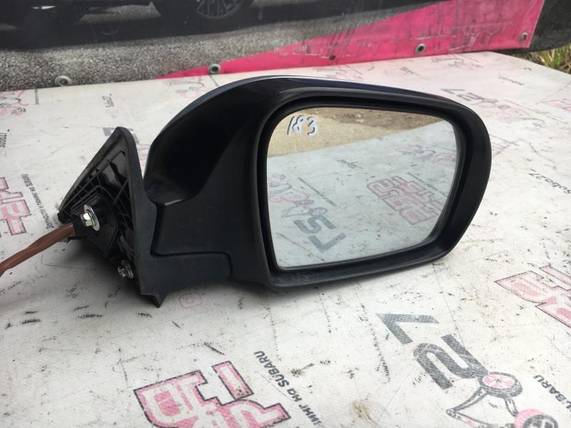 Зеркало заднего вида боковое Subaru Legacy BPE EZ30 2006 правое (б/у)