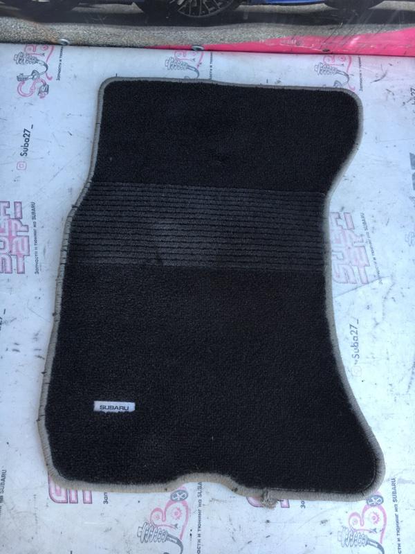 Ковер салона Subaru Legacy передний левый (б/у)