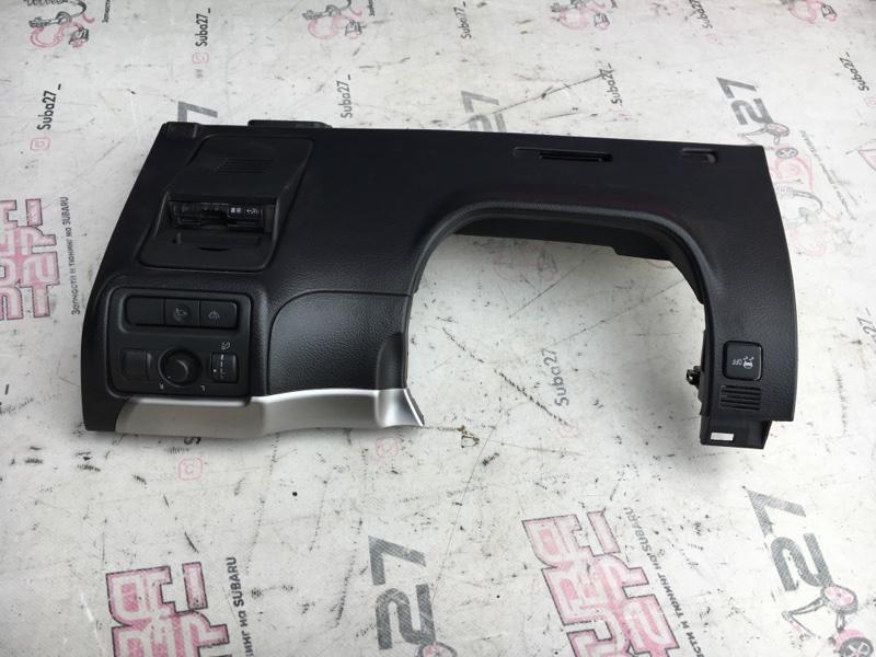 Пластик торпедо Subaru Legacy BPE EZ30 2006 (б/у)