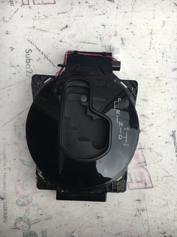 Селектор акпп Subaru Legacy BP5 EJ20X 2008 (б/у)