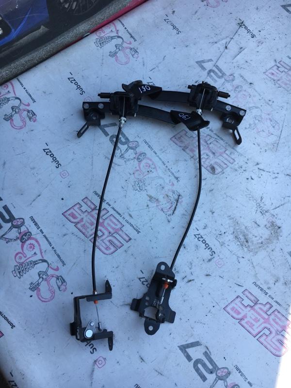 Механизм складывания сидений Subaru Legacy BP5 EJ20X 2008 (б/у)