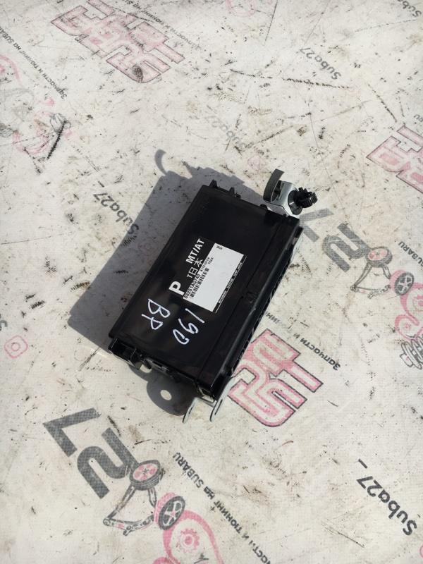 Блок управления имобилайзера Subaru Legacy BP5 EJ20X 2008 (б/у)