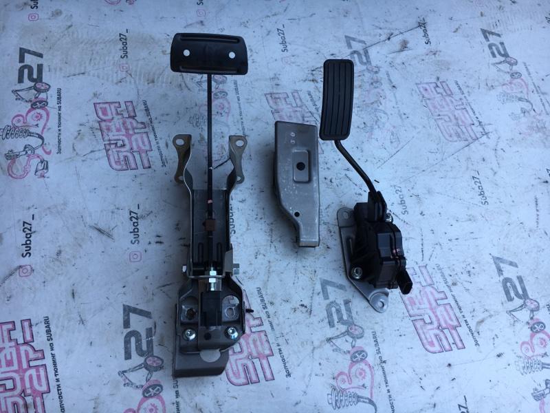 Педальный узел Subaru Forester SHJ FB20 2011 (б/у)