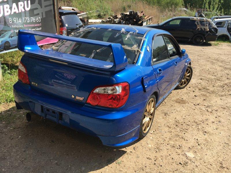 Стоп-сигнал Subaru Impreza Wrx Sti GDB EJ207 2003 правый (б/у)