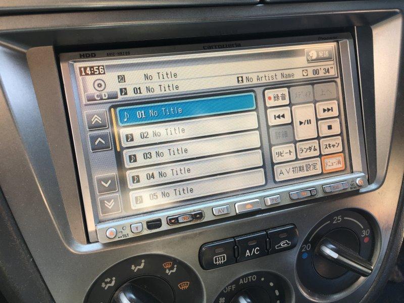 Мультимедиа Subaru Impreza Wrx Sti GDB EJ207 2003 (б/у)