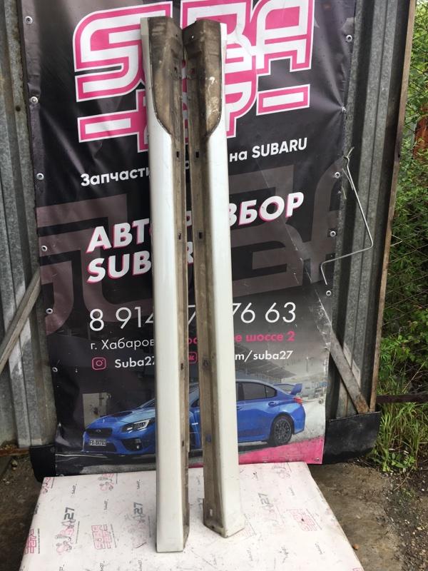 Порог Subaru Legacy BL5 EJ20X 2007 (б/у)
