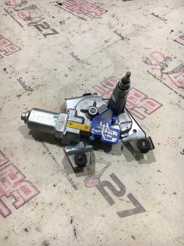 Мотор дворников Subaru Legacy BM9 EJ255 2011 (б/у)