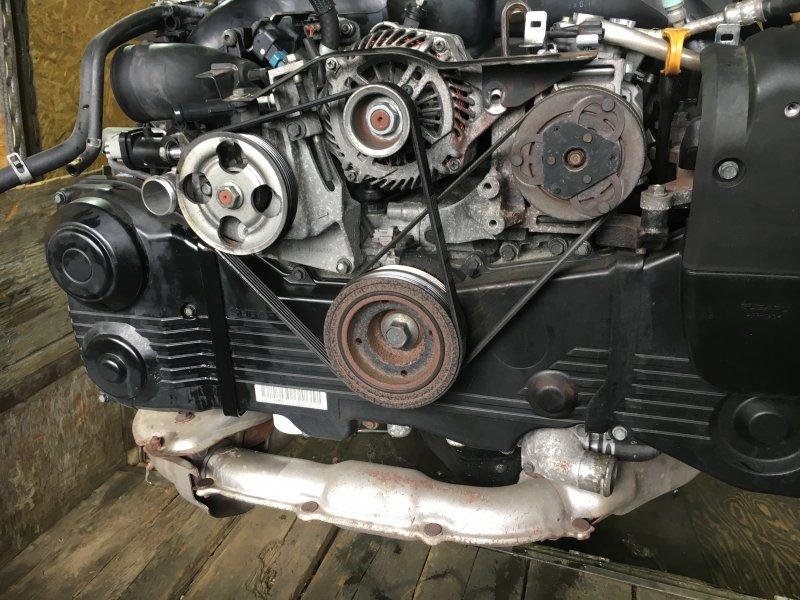 Двигатель Subaru Forester SH5 EJ205 2011 (б/у)