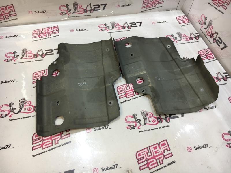Защита днища Subaru Forester SH5 EJ205 2011 (б/у)