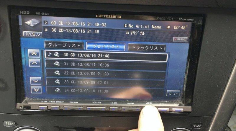 Мультимедиа Subaru Legacy BL5 EJ20Y 2007 (б/у)