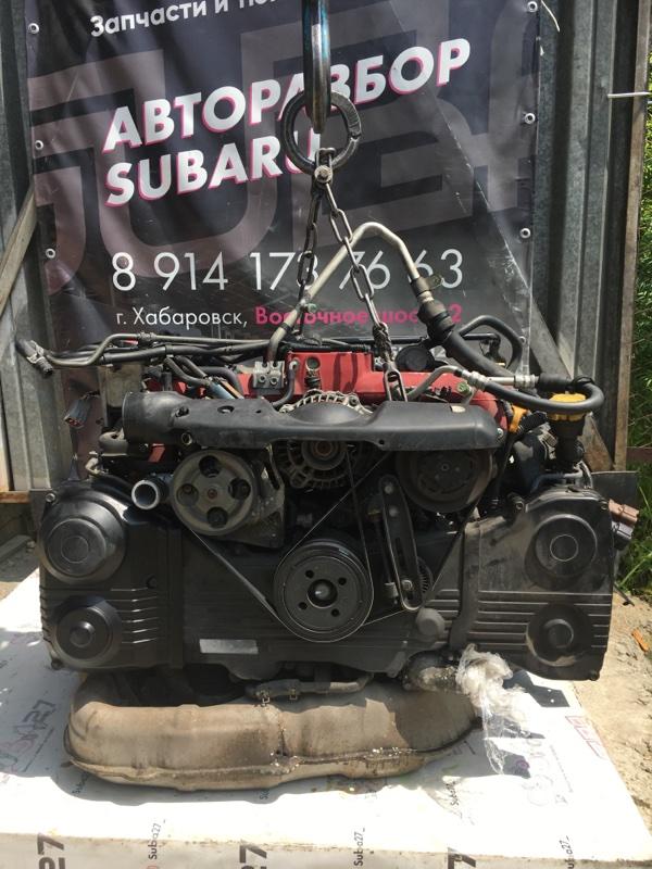 Двигатель Subaru Impreza Wrx Sti GDB EJ207 2003 (б/у)