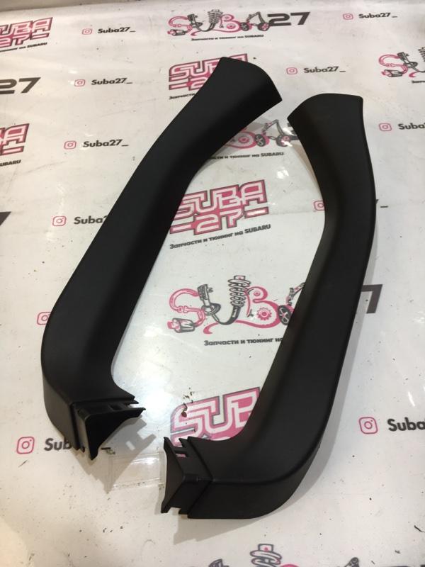 Обшивки багажника Subaru Forester SH9 EJ255 2011 (б/у)