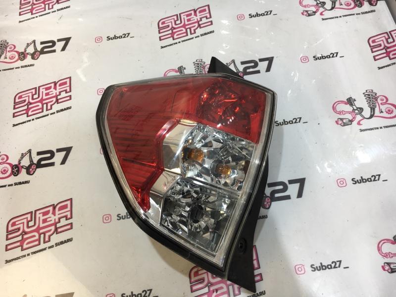Стоп-сигнал Subaru Forester SH9 EJ255 2011 задний левый (б/у)