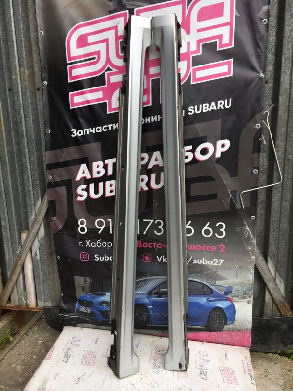 Порог Subaru Impreza GH8 EJ20X 2011 (б/у)