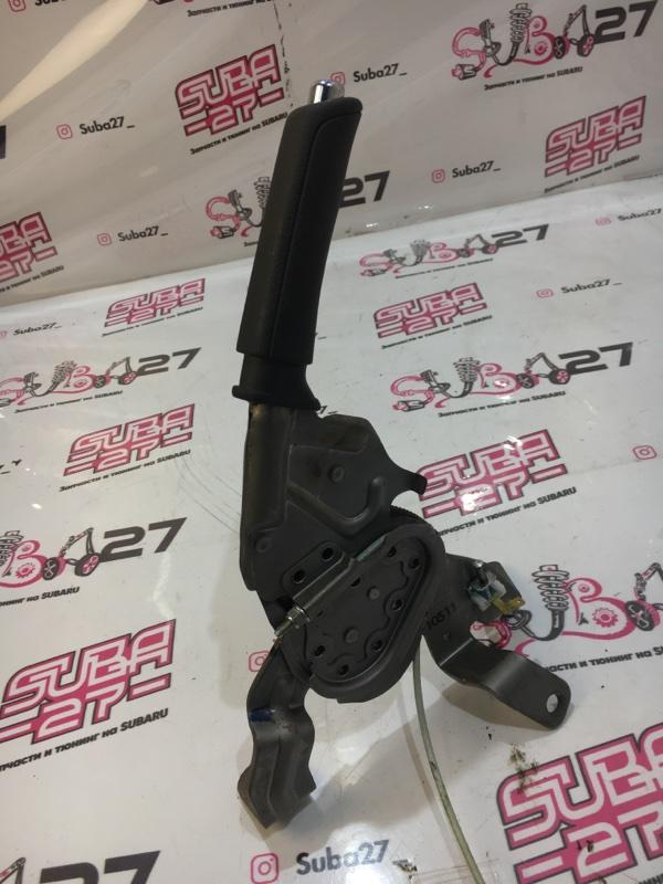 Ручник Subaru Impreza GH8 EJ20X 2011 (б/у)