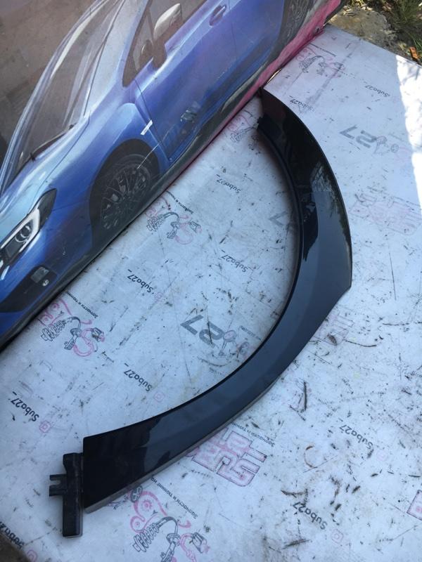 Молдинг на крыло Subaru Outback BPE EZ30 2006 задний правый (б/у)
