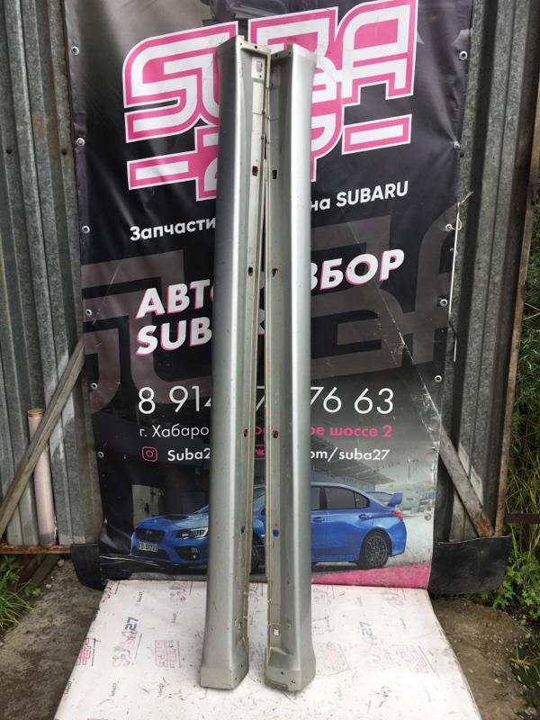 Порог Subaru Legacy BL5 EJ20X 2003 (б/у)